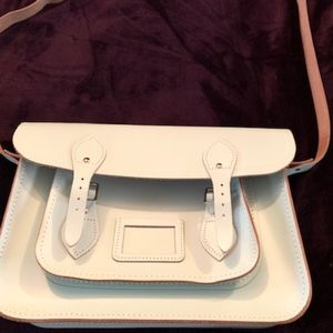 "14 "" satchel (mint)- The Cambridge Satchel Company"